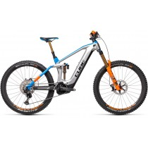 2021 CUBE STEREO HYBRID 160 HPC ACTION TEAM