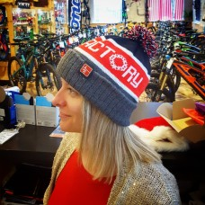 Cycle Factory HQ Bobble Hat