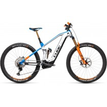 2021 CUBE STEREO HYBRID 140 HPC ACTION TEAM 29 - LARGE